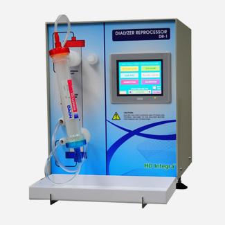 DR-1 Automatic Dialyzer Reprocessor